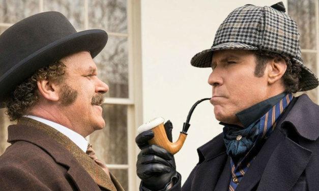 Trailer: Holmes & Watson (2018)