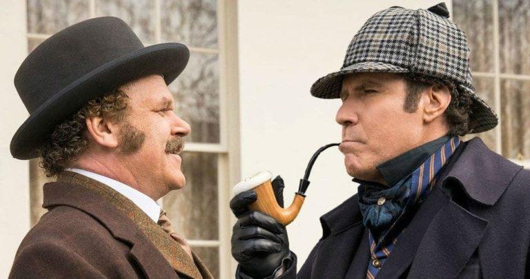 Recenzija: Holmes & Watson (2018)
