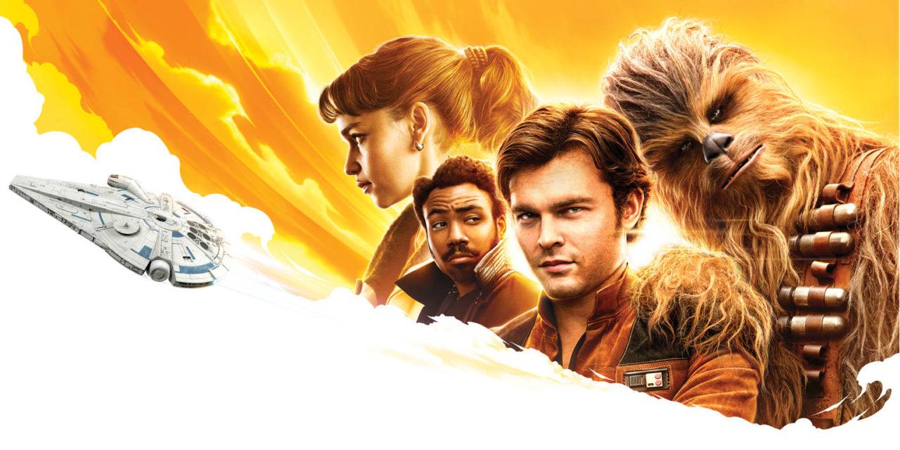 Recenzija: Solo: A Star Wars Story (2018)