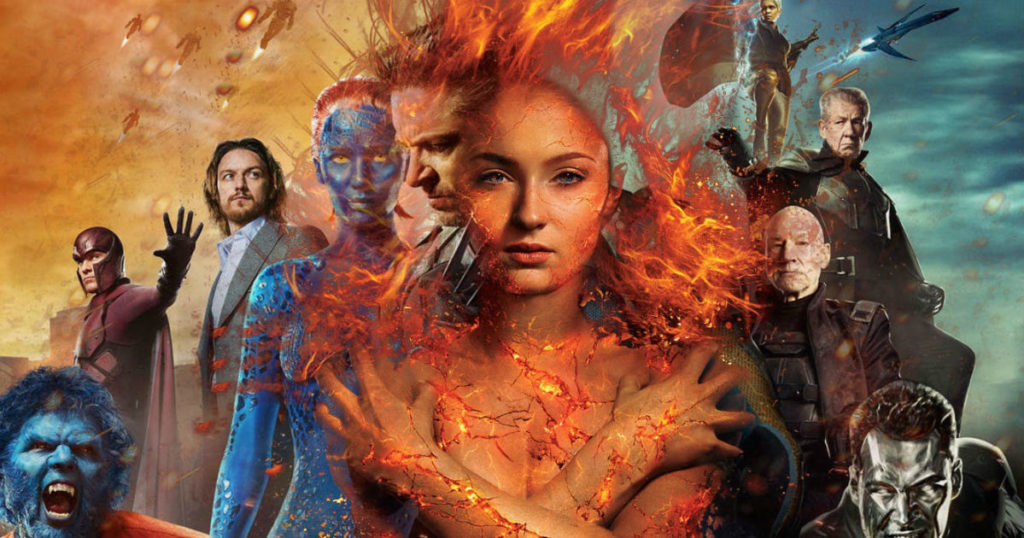 Trailer X-Men: Dark Phoenix 2019