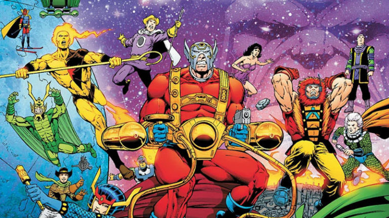 Navodno otkriveni negativci DC 'New Gods' filma