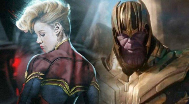 Dovodi li Captain Marvel Thanosa i Black Order?