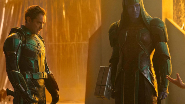 Jude Law priča o svojoj ulozi u filmu Captain Marvel!