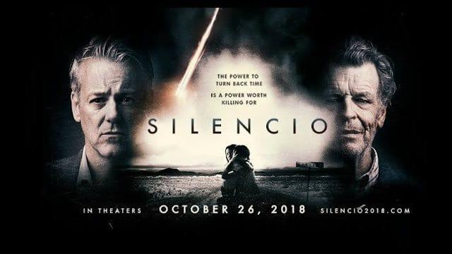 Trailer: Silencio (2018)