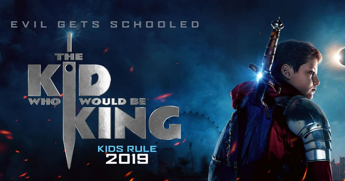 Trailer: The Kid Who Would Be King (2019)