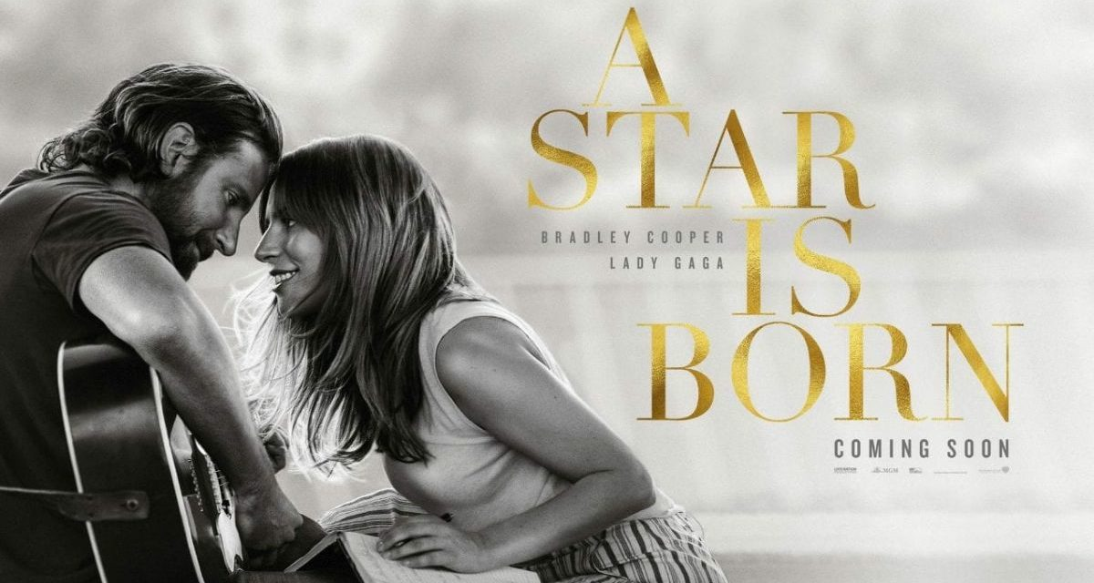 Recenzija: A Star is Born (2018)