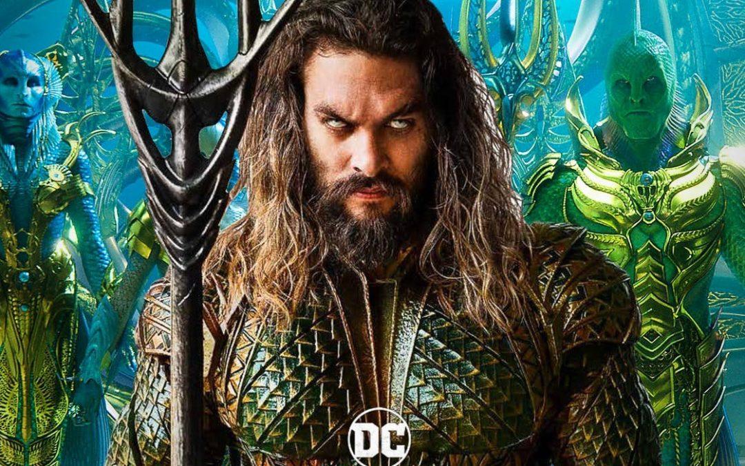 Trailer: Aquaman (2018)