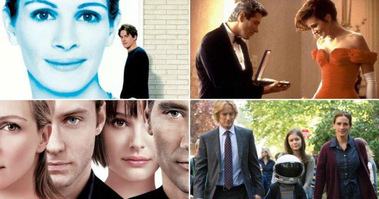 10 Najboljih filmova Julia Roberts