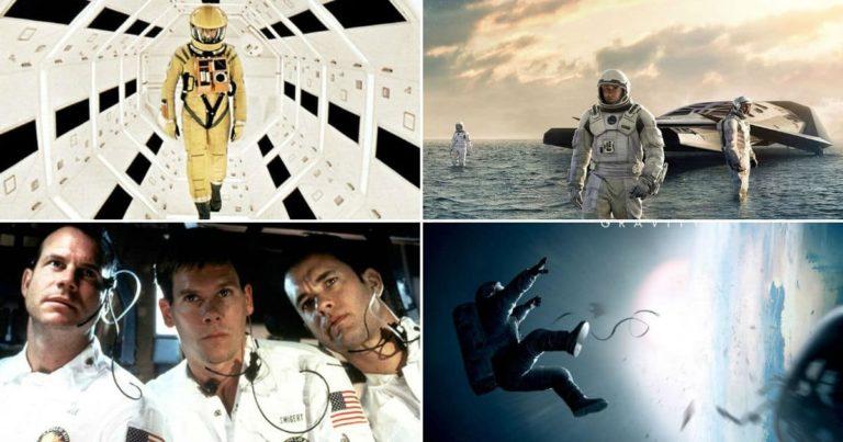 Najbolji realistični svemirski filmovi