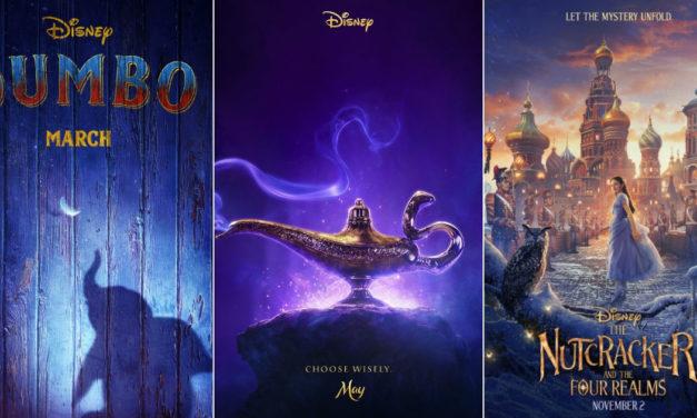 Aladdin predvodi 'Novi Svijet' Disney igranih filmova