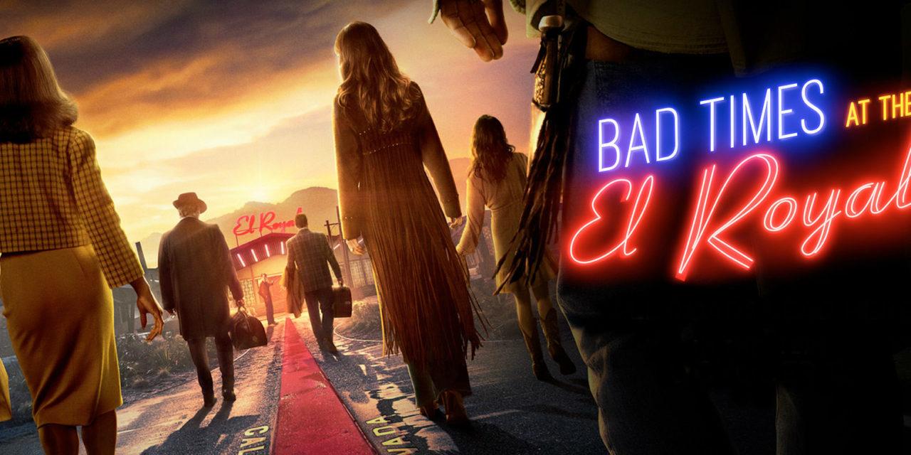 Recenzija: Bad Times at the El Royale (2018)