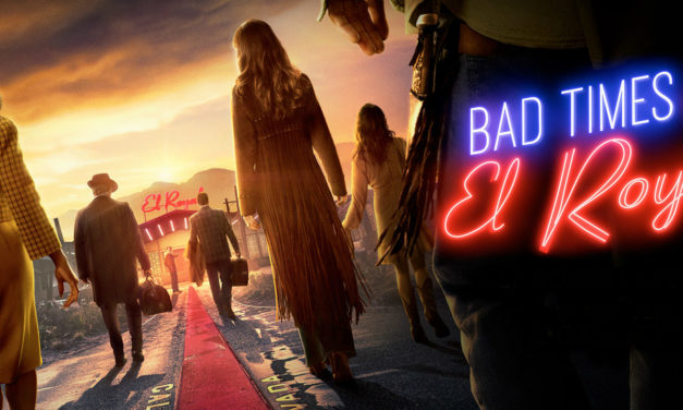 Recenzija: Bad Times at the El Royale (2018)