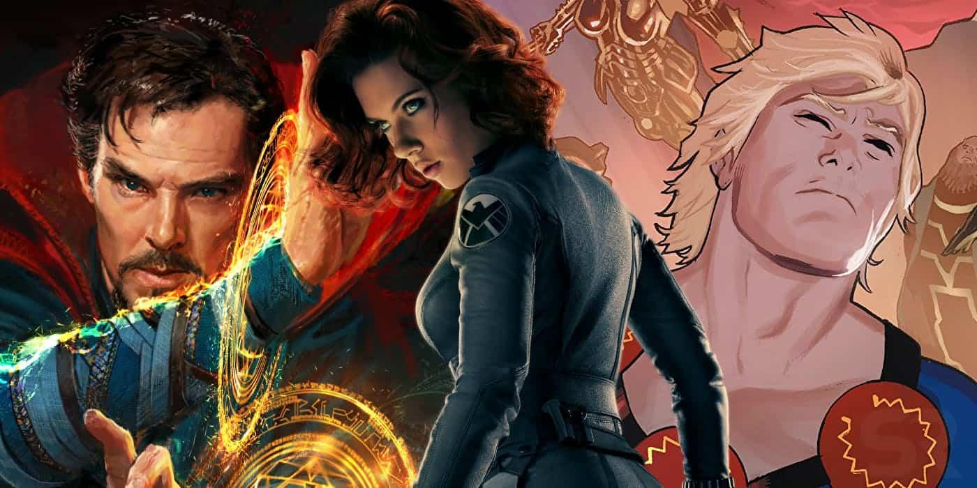 Marvel filmovi 2020. godine uključuju Black Widow & Eternals