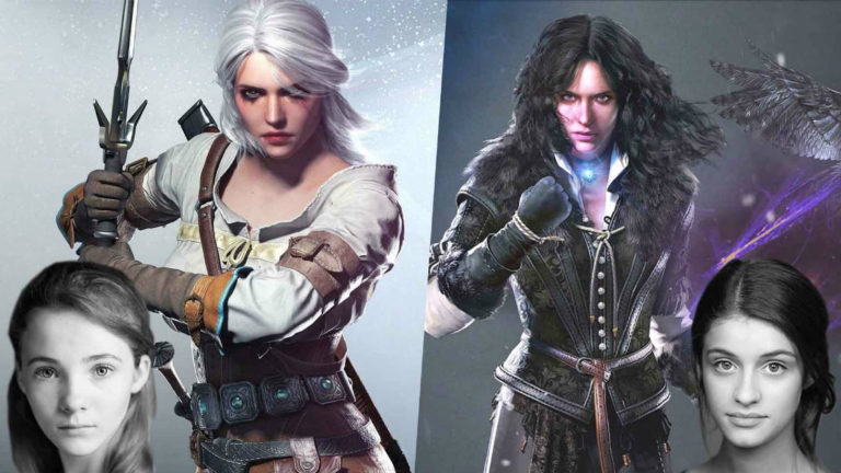 Netflix 'The Witcher' otkriveni glumci!