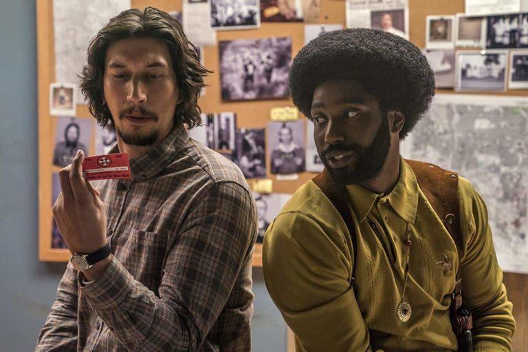 Recenzija: BlackKkKlansman (2018)