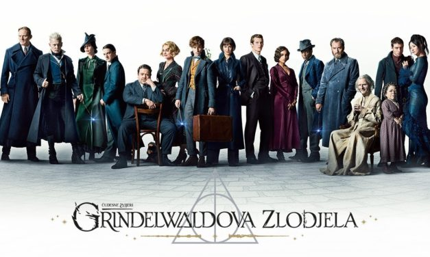 Recenzija: Fantastic Beasts: The Crimes of Grindelwald (2018)