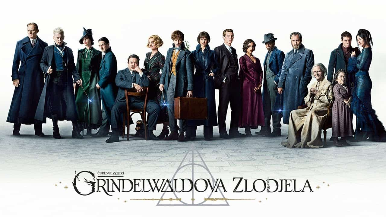 Fantastic Beasts: The Crimes of Grindelwald - počela prodaja ulaznica!