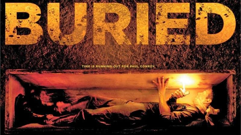Buried(2010)