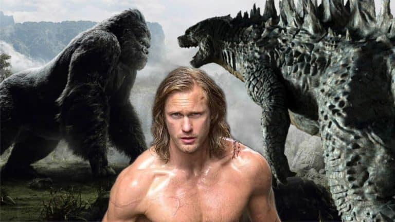 Alexander Skarsgård glavna uloga u Godzilla Vs. Kong