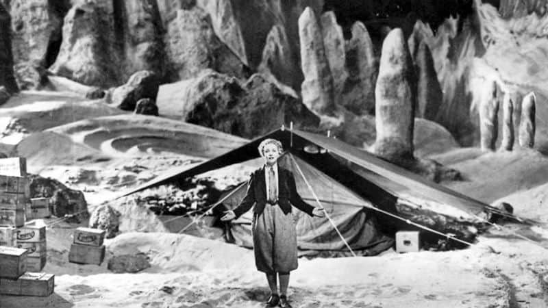 Woman in the Moon (1929)
