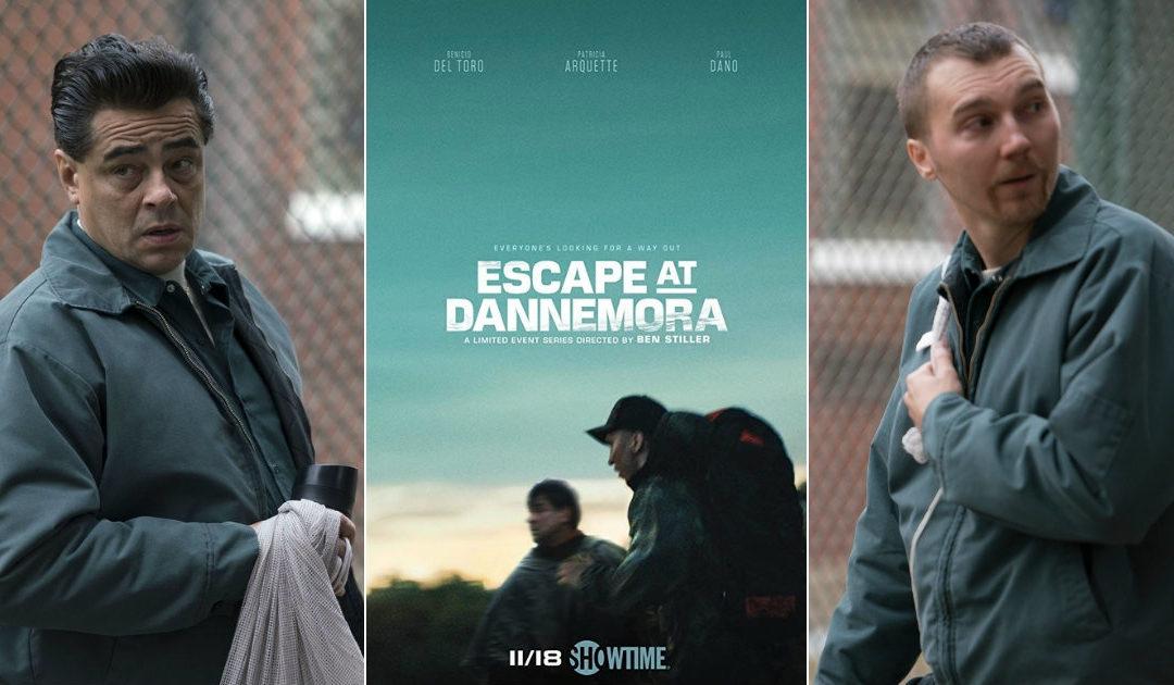 Recenzija: Escape at Dannemora (2018– )