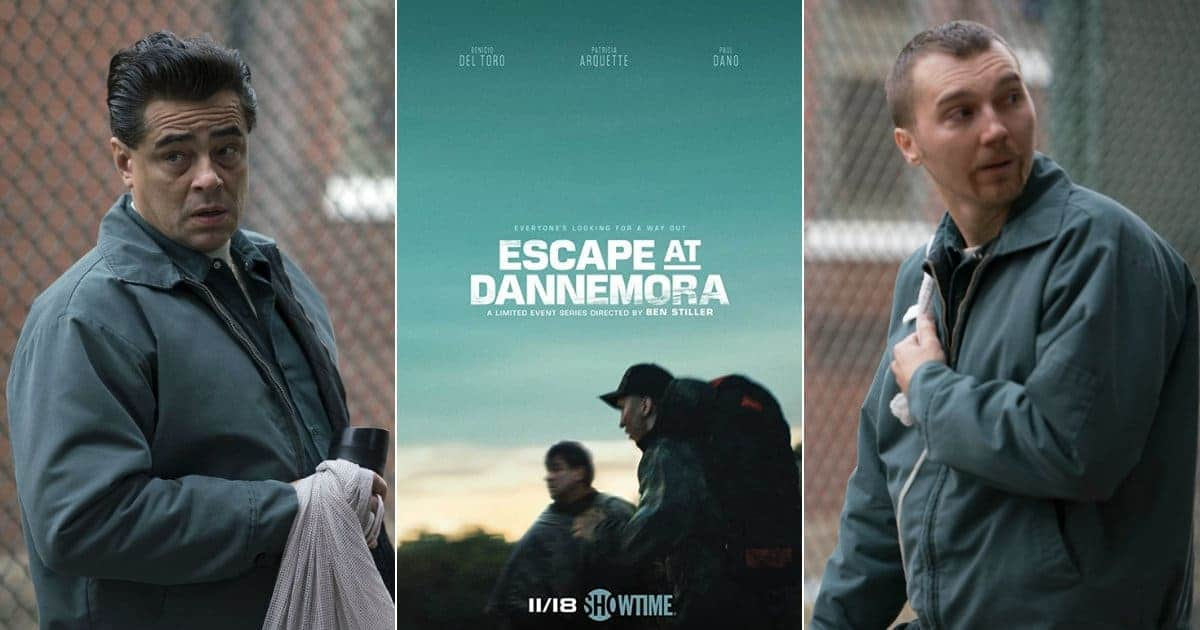 Recenzija: Escape at Dannemora (2018– )