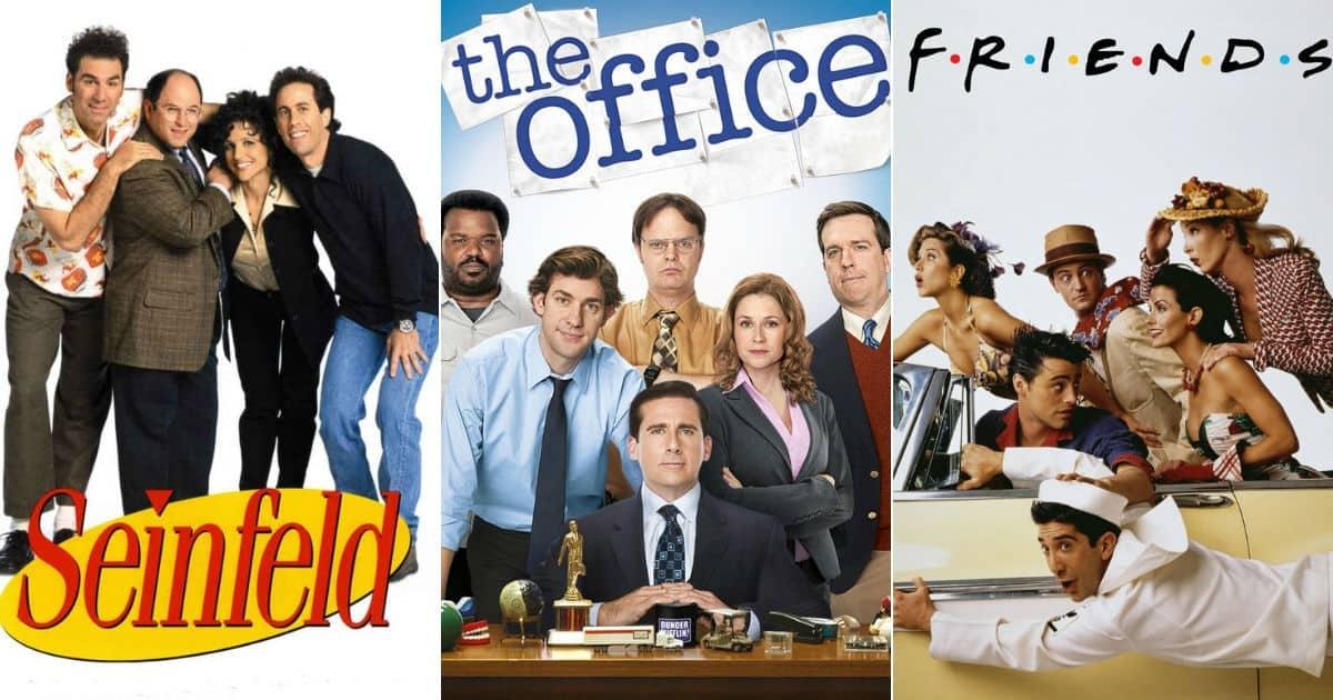 Friends, Seinfeld, The Office proglašeni omiljenim TV komedijama