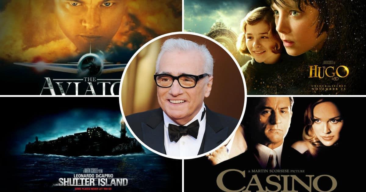 15 Najboljih filmova Martin Scorsese