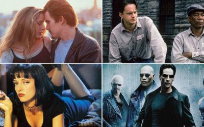 10 Najbolje ocijenjenih filmova 90′ prema Rotten Tomatoes