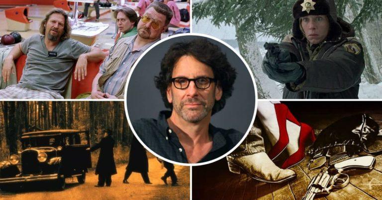 10 Najboljih filmova Joel Coen