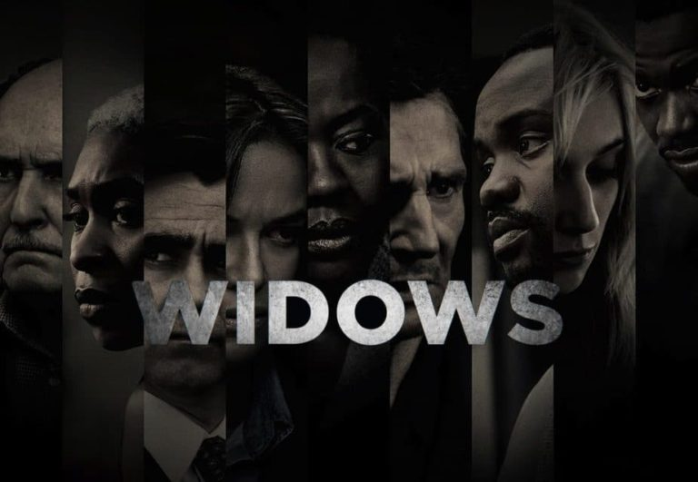 Recenzija: Widows (2018)