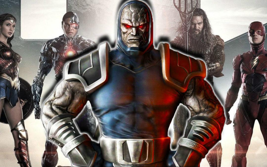 Zack Snyder podijelio sliku Darkseida iz njegovog Justice League snimka