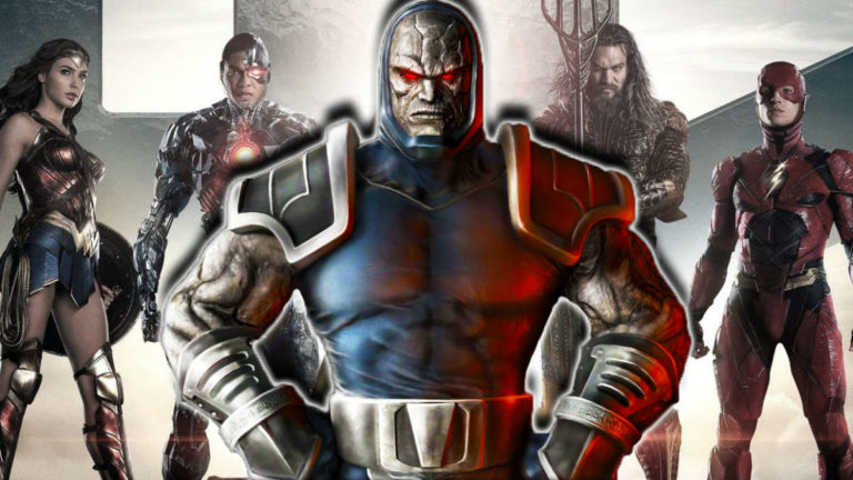 Zack Snyder otkrio prvi službeni pogled na Darkseid u 'Justice League'