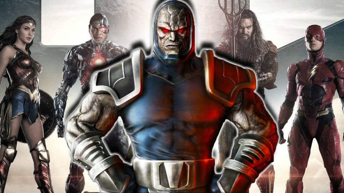 Zack Snyder otkrio najbolju do sada sliku Darkseida iz njegovog reza 'Justice League'