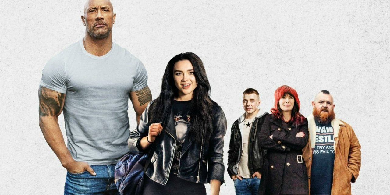 Trailer: Fighting with My Family (2019)