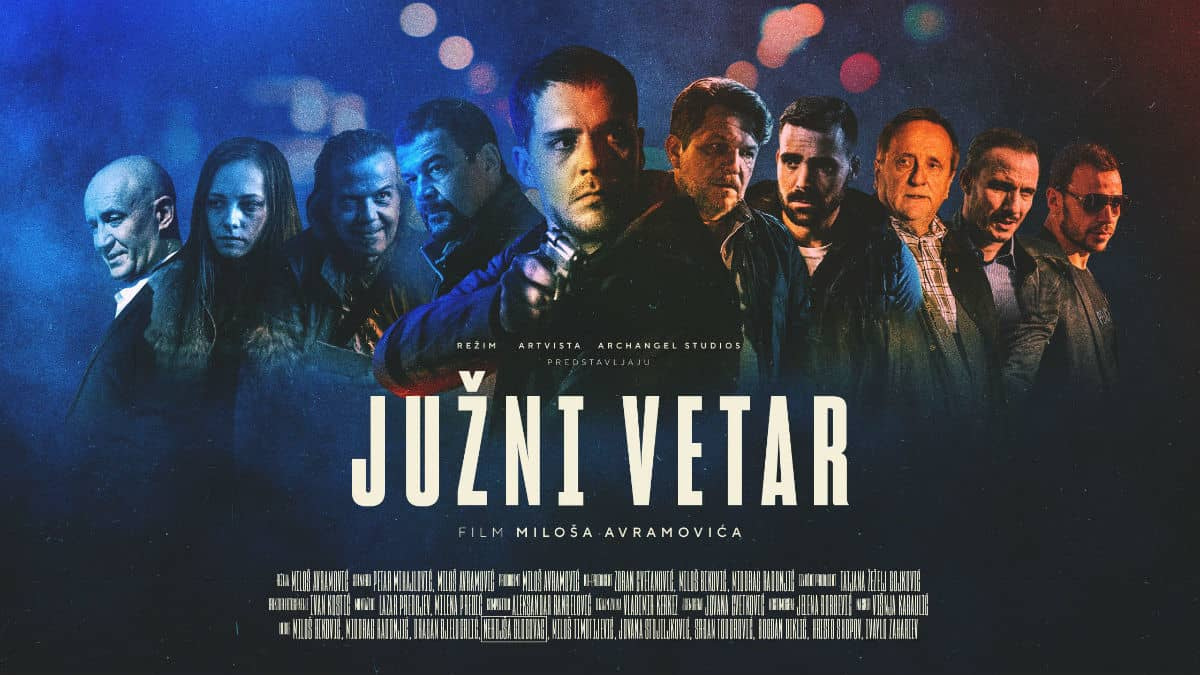 Recenzija: Južni Vetar (2018)