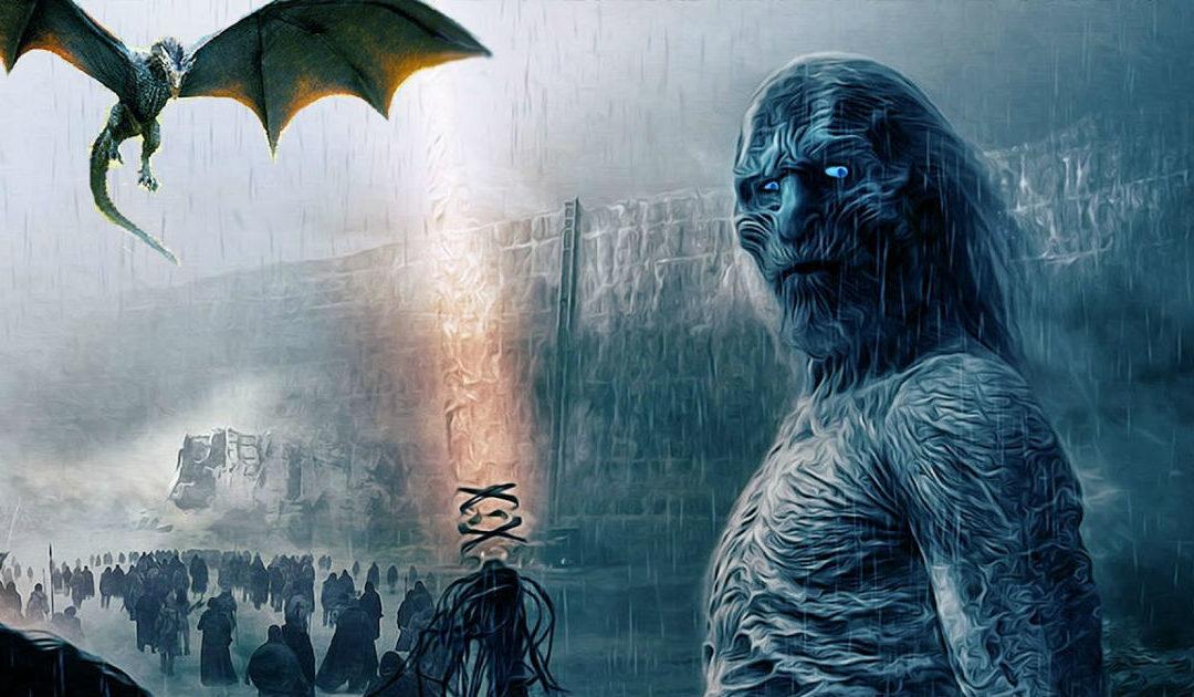 'Game of Thrones' Army of the Dead bitka daleko najveća do sada