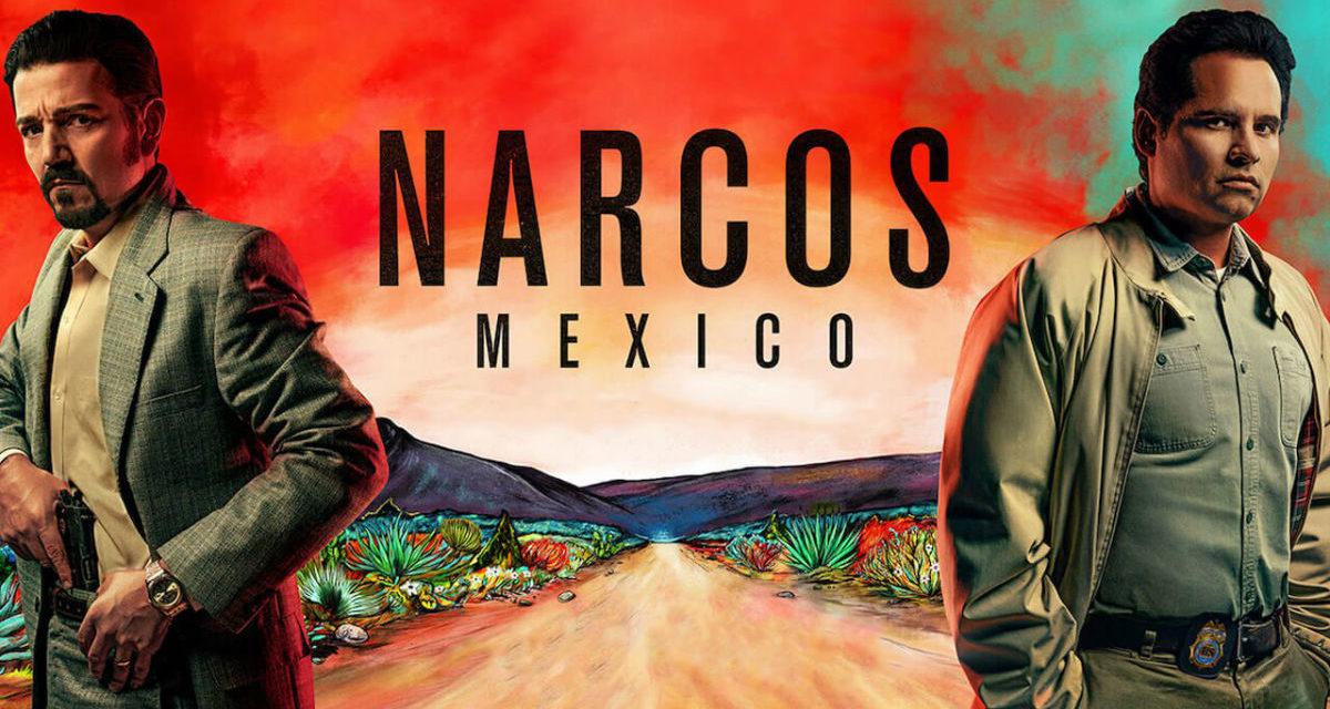 Recenzija: Narcos: Mexico (2018– )