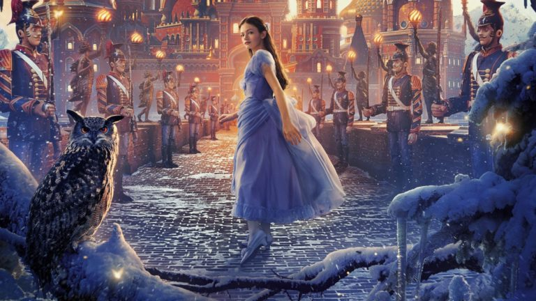 Recenzija: The Nutcracker and the Four Realms (2018)