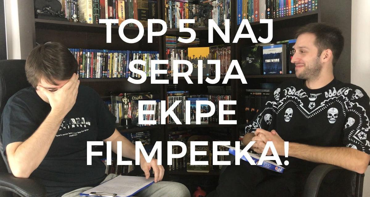 """Najbolje serije po izboru ekipe """"FilmPeeka""""!"""