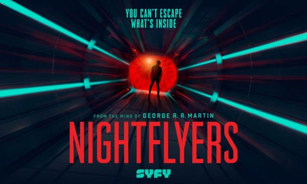 Recenzija: Nightflyers (2018-)