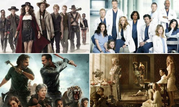 Top 10 serija 2018. prema IMDb