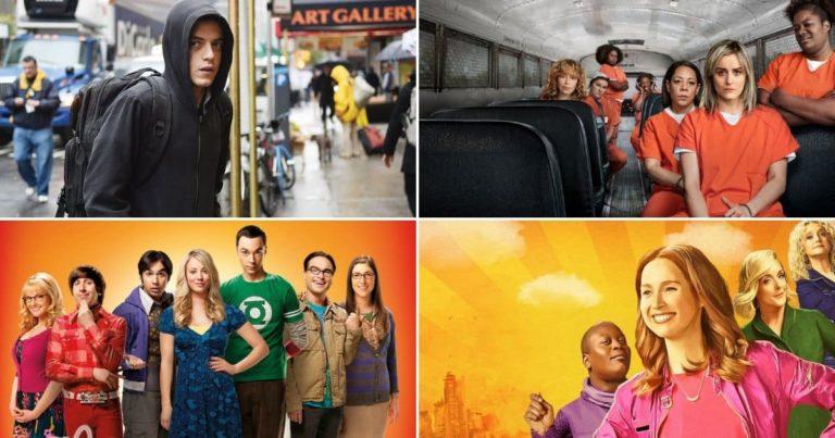 11 serija koje završavaju u 2019. godini