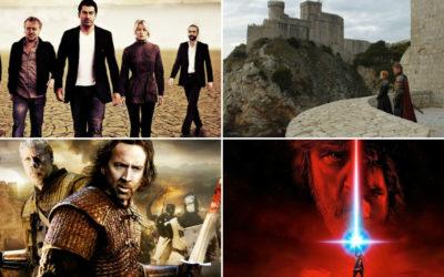 10 Najboljih filmova/serija snimanih u Hrvatskoj