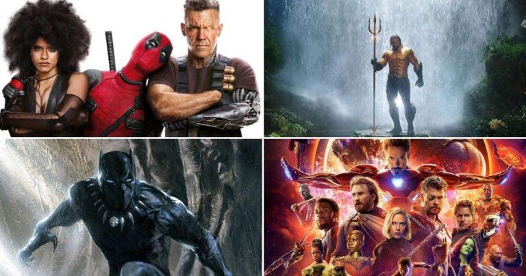 Najbolji Superhero trenuci 2018. godine (video klipovi)