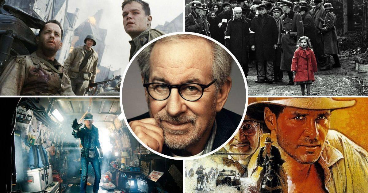 20 Najboljih filmova Steven Spielberg