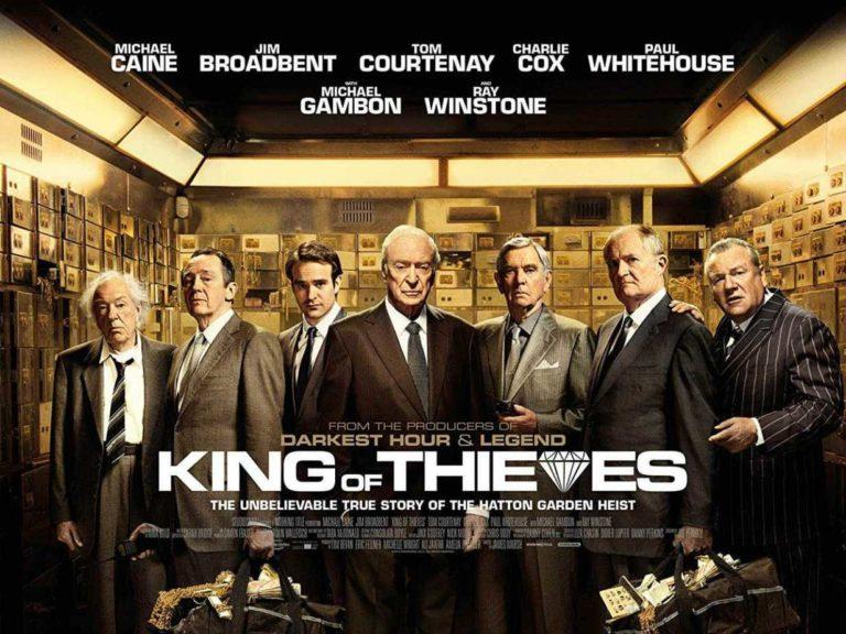 Recenzija: King of Thieves (2018)