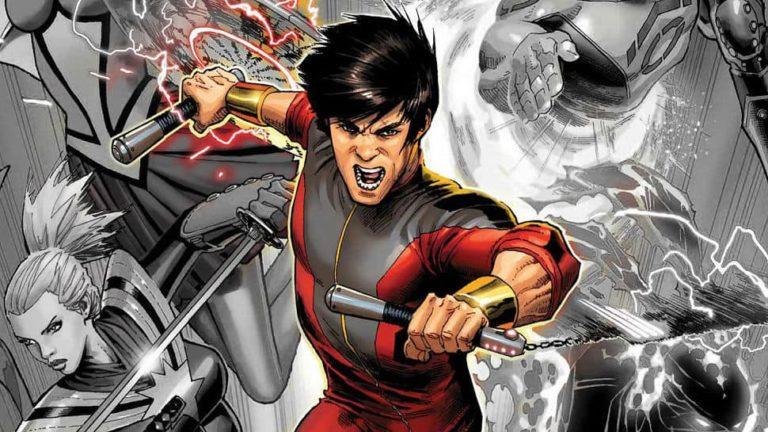 Marvel pravi film o 'Shang-Chi, Master Of Kung Fu'