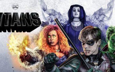 Recenzija: Titans (2018-)