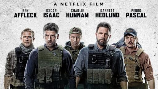 Ben Affleckov Triple Frontier veliki neuspjeh za Netflix